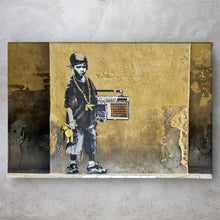 Load image into Gallery viewer, Gangsta Boy Hip Hop - Banksy