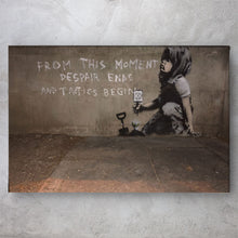 Load image into Gallery viewer, Marble Arch London Extinction Rebellion - Banksy