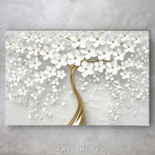 Load image into Gallery viewer, Blooming Tree Abstract