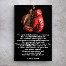 Load image into Gallery viewer, Rocky Balboa 9