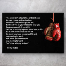 Load image into Gallery viewer, Rocky Balboa 8