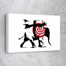 Load image into Gallery viewer, Heavy Weaponry - Banksy