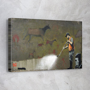 Power Washer - Banksy