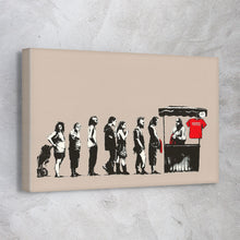 Load image into Gallery viewer, Destroy Capitalism - Banksy