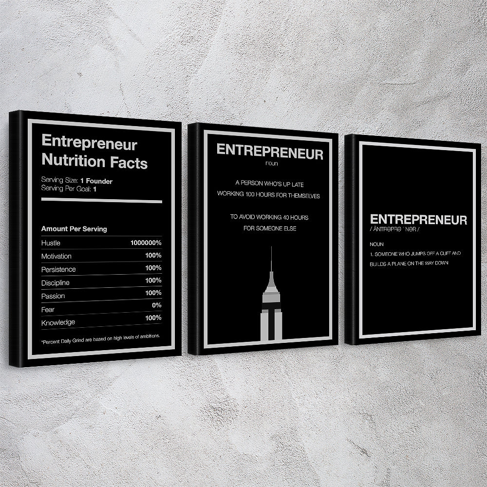 ENTREPRENEUR Bundle Set