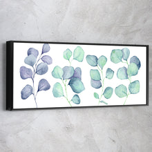 Load image into Gallery viewer, Botanical Navy Blue