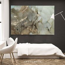 Load image into Gallery viewer, Beautiful Mixed Marble Abstract