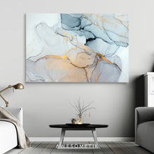 Load image into Gallery viewer, Classic Light Blue Abstract