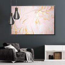 Load image into Gallery viewer, Rose Gold Marble