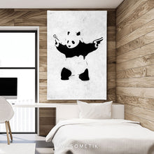 Load image into Gallery viewer, Panda With Guns - Banksy