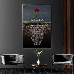 Success Rose