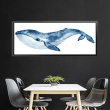 Load image into Gallery viewer, Navy Blue Humpback