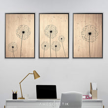 Load image into Gallery viewer, Dandelion Artwork