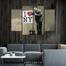Load image into Gallery viewer, I Love NY - Banksy