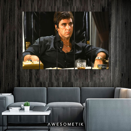 Scarface Alpacino Godfather
