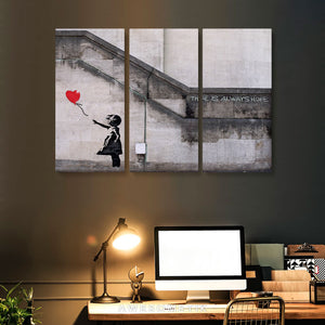 There is Always Hope - Banksy