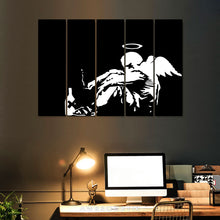 Load image into Gallery viewer, Fallen Angel - Banksy