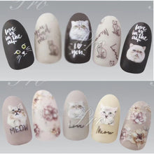 Load image into Gallery viewer, Nail Art Stickers instant stick iroiro