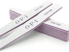 Load image into Gallery viewer, 10X Professional Quality OPI Nail File iroiro