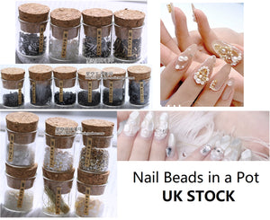Nail Art Mini Pot iroiro