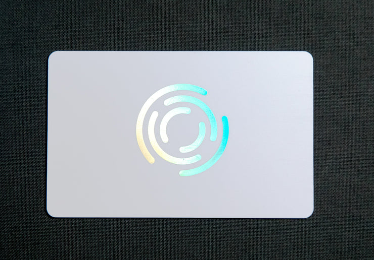 White Edition - Snapy Card