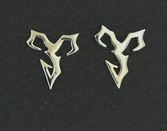 Gold FFX Tidus Earrings Made to Order