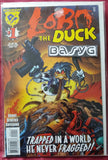 Lobo the Duck #1 (1997) Near Mint & Bagged BASYG large IMAGE OF PHYSICAL PRODUCT