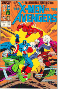 The X-Men Vs The Avengers #1 (1987) Very Fine & Bagged