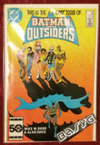Picture of the physical item Basyg.tech sells BATMAN AND THE OUTSIDERS #32 (1986) VERY FINE & SEALED