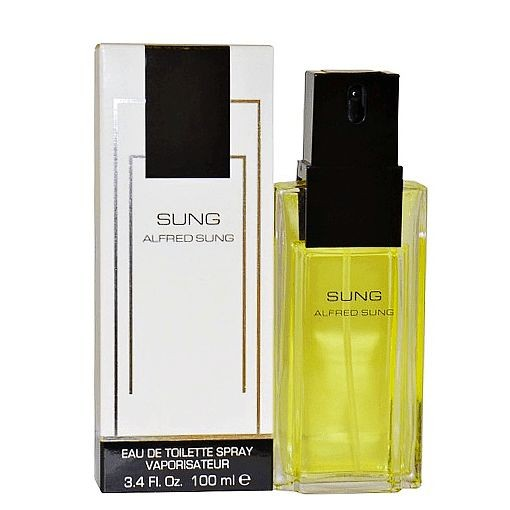 Alfred SUNG 100 ml Eau De Toilette Spray -  Mini
