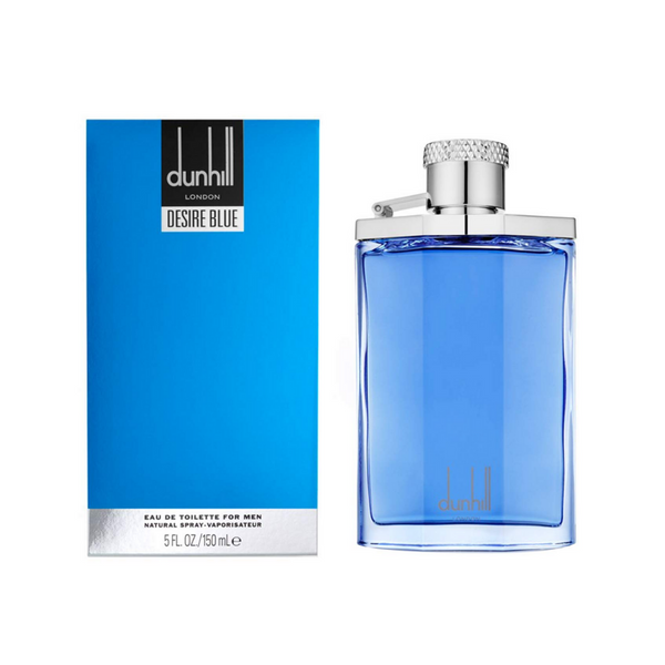 Alfred Dunhill Desire Blue 150ml Eau De Toilette Spray for Men