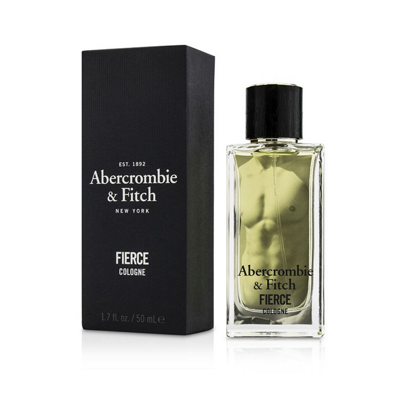 Abercrombie & Fitch Fierce 50ml Cologne Spray for Men