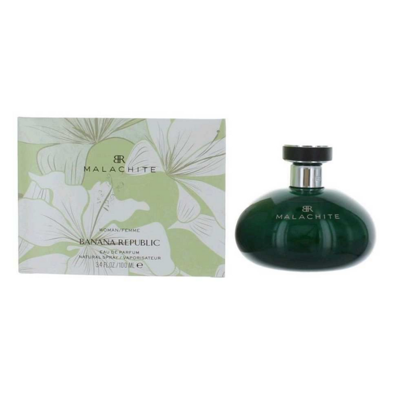 Banana Republic Malachite  100 ml Eau De Parfum Spray for Women (Special Edition)