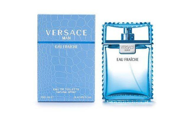 Versace Man 200 ml Eau Fraiche Eau De Toilette Spray for Men
