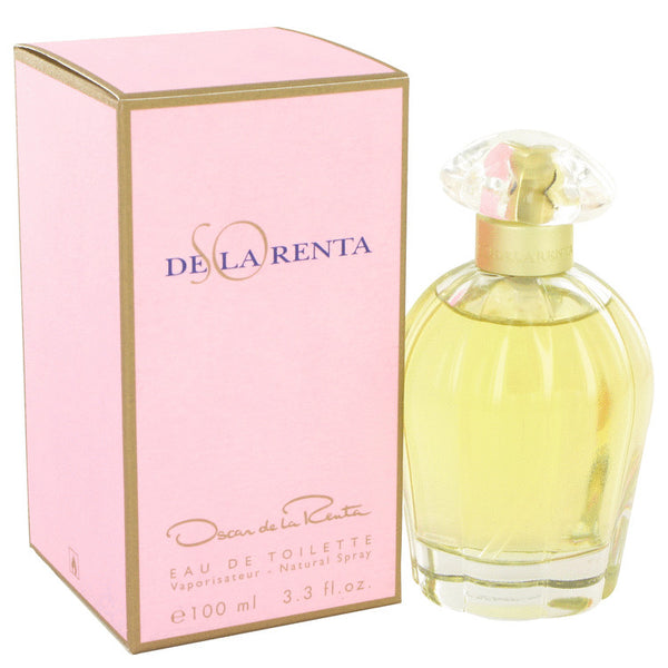Oscar de la Renta SO DE LA RENTA 100 ml Eau De Toilette Spray
