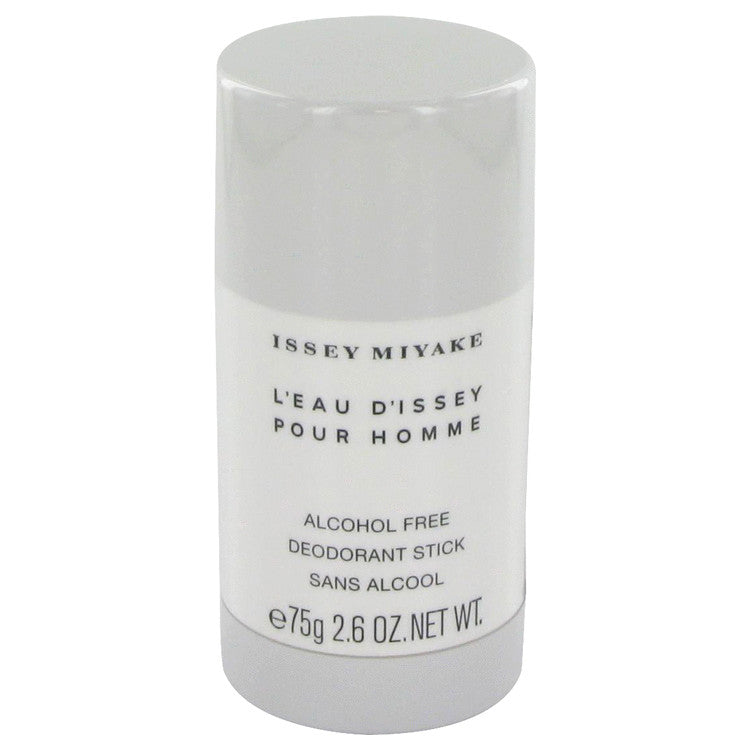 L'EAU D'ISSEY (issey Miyake) by Issey Miyake Deodorant Stick 2.5 oz for Men