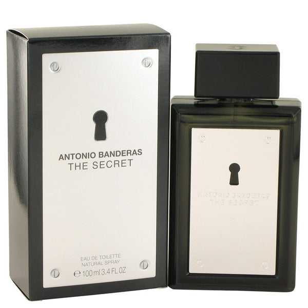 Antonio Banderas The Secret 200ml Eau De Toilette Spray for Men