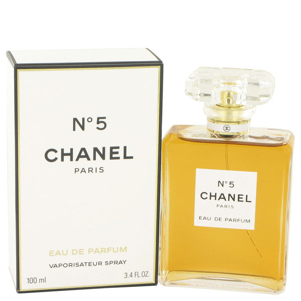 CHANEL No. 5 100ml Eau De Parfum Spray for Women