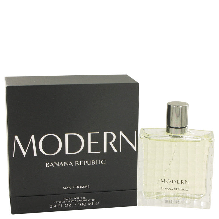Banana Republic Modern 100ml Eau De Toilette Spray for Men