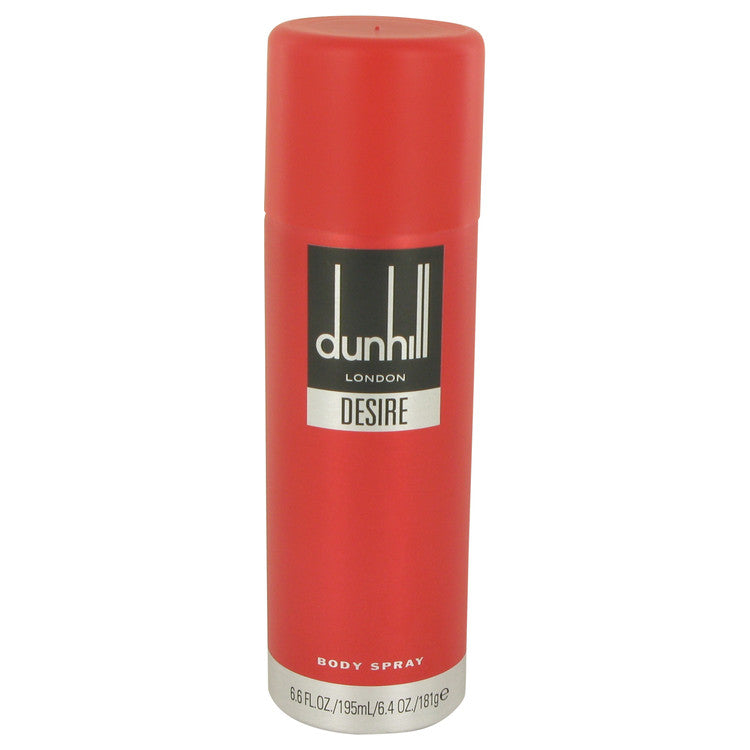 Alfred Dunhill DESIRE 195ml Body Spray for Men