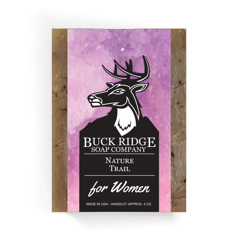 Buck Ridge Soap Company Nature Trail Handmade Soap