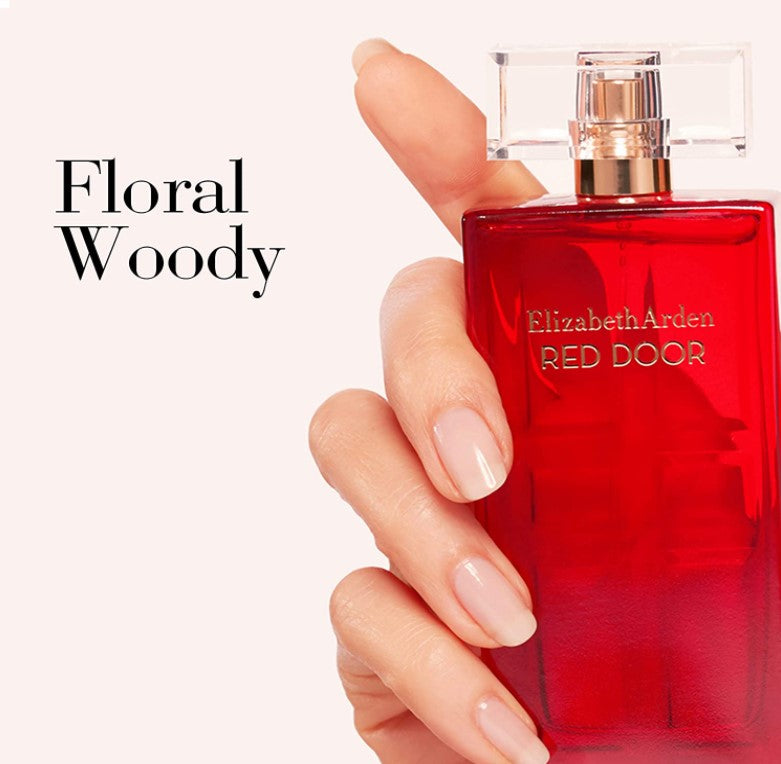 Red Door By Elizabeth Arden For Women. Eau De Toilette Spray 3.3 Ounces