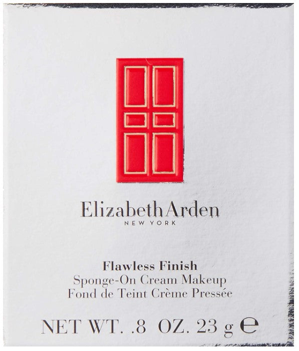 Elizabeth Arden Flawless Finish Sponge-On Cream Makeup, Honey Beige, 0.8 oz
