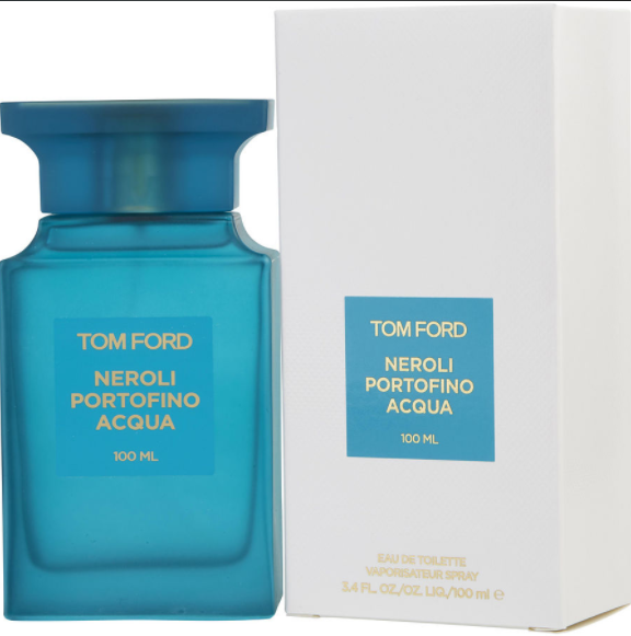 Tom Ford Neroli Portofino Acqua unisex Eau De Toilette Spray 3.4 oz/100ml