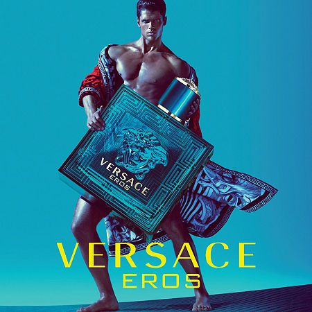 Versace Eros by Versace Eau De Toilette Spray for Men