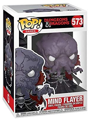 Funko Pop! Games - Dungeons & Dragons - Mind Flayer #573