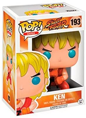 FunKo Pop - Games - Street Fighter 193 Ken
