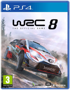 Big Ben PS4 WRC: FIA World Rally