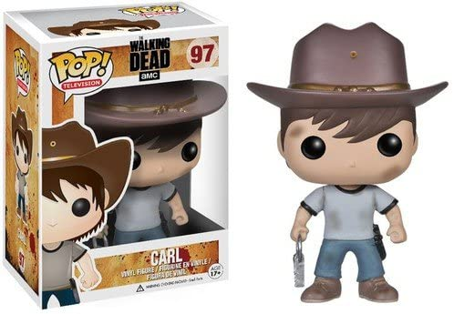 Funko- Pop The Walking Dead Carl #97