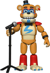 Funko- Action Figure: Five Nights at Freddys-PizzaPlex-Glamrock Freddy